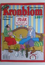 Kronblom Julalbum 1997