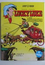 Lucky Luke 01 Diligensen