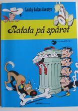 Lucky Luke 18 Ratata på spåret
