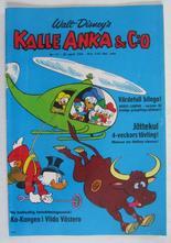 Kalle Anka 1968 17 Vg+