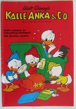 Kalle Anka 1968 18 Vg+