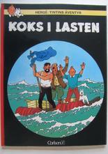Tintin 13 Koks i lasten 7:e uppl.