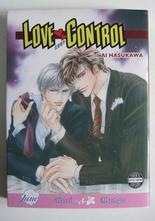 Love Control Yaoi Manga