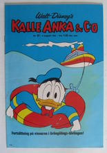 Kalle Anka 1968 32 Vg