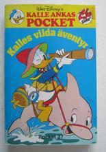Kalle Ankas pocket 027 Kalles vilda äventyr
