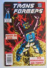 Transformers 1990 06 Vg+