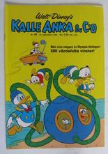 Kalle Anka 1968 39 Fn