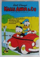 Kalle Anka 1968 41 Vg+
