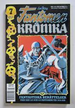Fantomen Krönika Nr 07
