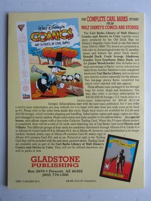 Carl Barks Library Walt Disney's Comics and  Stories 11