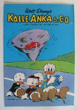 Kalle Anka 1968 45 Vg+
