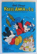 Kalle Anka 1968 52 Vg+