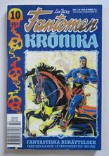Fantomen Krönika Nr 10 Vg-