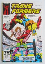 Transformers 1989 10 Vg+