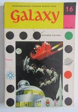 Galaxy 16 1959 Novellsamling science fiction