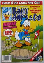 Kalle Anka & Co 1994 16 Don Rosa med bilaga