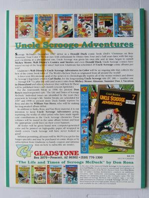 Carl Barks Library Uncle Scrooge Adventures 07