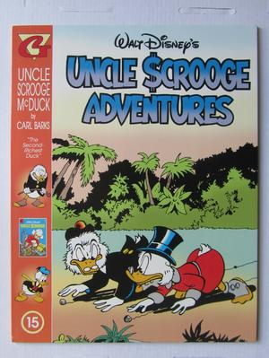 Carl Barks Library Uncle Scrooge Adventures 15