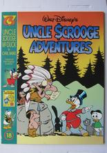 Carl Barks Library Uncle Scrooge Adventures 18