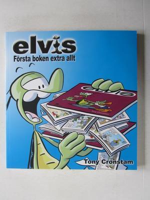 Elvis Första boken extra allt