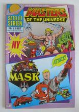 Masters of the Universe 1987 01 Vg+