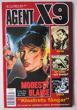 Agent X9 1999 07