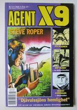 Agent X9 1999 05