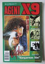 Agent X9 1999 11