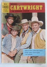 Bonanza 1962 04 Bröderna Cartwright Vg
