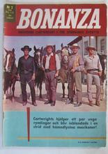 Bonanza 1963 02 Bröderna Cartwright Vg