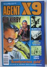 Agent X9 2000 05
