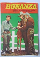 Bonanza 1967 03 Vg+ Bröderna Cartwright
