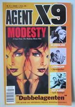 Agent X9 2000 08