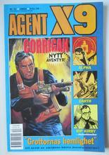 Agent X9 2000 12