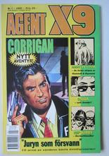 Agent X9 2001 01