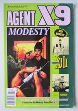 Agent X9 2001 06