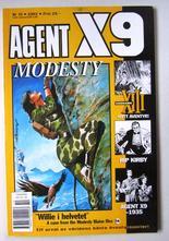 Agent X9 2002 10
