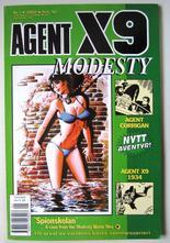 Agent X9 2002 01