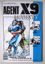 Agent X9 2002 02