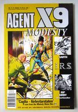 Agent X9 2002 04