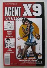 Agent X9 2002 05