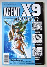 Agent X9 2002 06