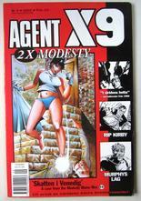 Agent X9 2002 09