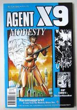 Agent X9 2002 13