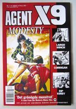 Agent X9 2003 01