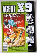Agent X9 2003 03