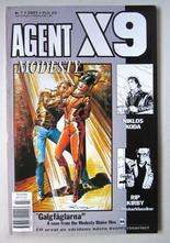 Agent X9 2003 07