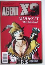 Agent X9 2004 01