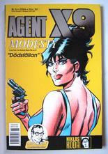 Agent X9 2004 06