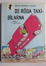 Starke Staffans äventyr 01 De röda taxibilarna